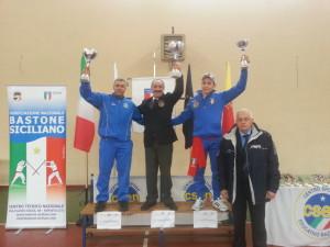 Premiazione Società 2° Coppa Trinacria C.S.E.N.
